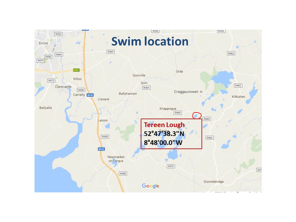 Swim location