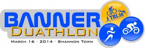 Banner Duathlon Logo