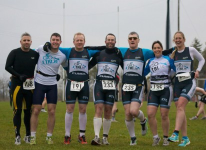 team pic ennis duathlon