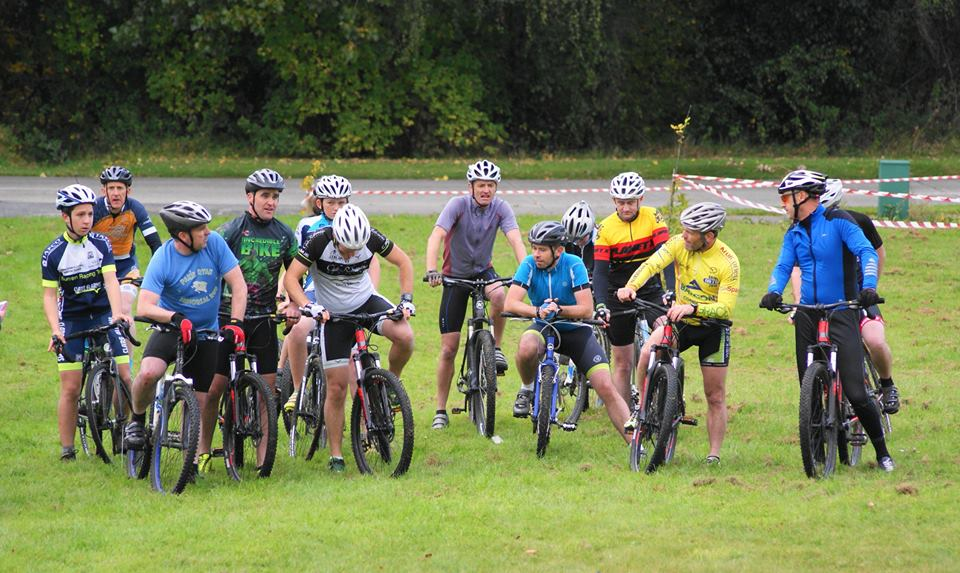 The Battle for Tullyglass Hill xc/mtb training race