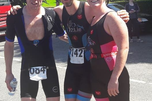 Rita Boland – Lough Derg Sprint race report
