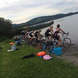 Monday night (murder) Tri Training Sessions